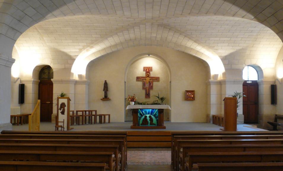 chapelle des franciscains à nantes